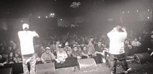 HIGH ROLLAZ LIVE @ WAREHOUSE LIVE w/ CURREN$Y (PILOT TALK # TOUR)