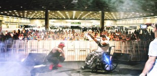 HIGH ROLLAZ (ACCOMPLICE X WORD LIFE) - #SUMMER2K15 TOUR VLOG