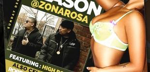 HIGH ROLLAZ LIVE @ ZONA ROSA DEC 20