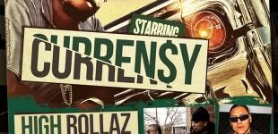 HIGH ROLLAZ LIVE W/ CURREN$Y @ GAS MONKEY LIVE