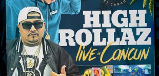 HIGH ROLLAZ LIVE IN CANCUN 2016