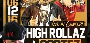 HIGH ROLLAZ IN DENVER 6/12