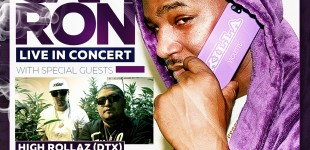 HIGH ROLLAZ LIVE w/ CAM'RON