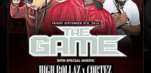 HIGH ROLLAZ LIVE W GAME SEPT 9