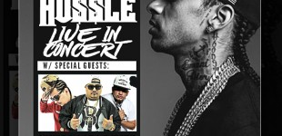 high rollaz live with nipsey hustle in dallas