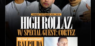 HIGH ROLLAZ AND CORTEZ @ ZONA ROSA