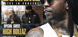 HIGH ROLLAZ LIVE W 2CHAINZ IN WICHITA, KS - 9/22
