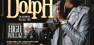HIGH ROLLAZ X YOUNG DOLPH DEC 2