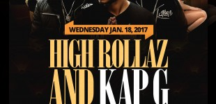 HIGH ROLLAZ VIDEO SHOOT AFTER PARTY W KAP G