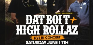 HIGH ROLLAZ LIVE JUNE 11TH @ GAS MONKEY