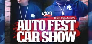 HIGH ROLLAZ LIVE @ AUTOFEST 2017