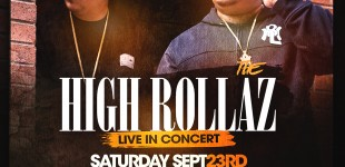 HIGH ROLLAZ LIVE @ GAS MONKEY LIVE
